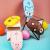 富徳E 680.4 Gワイヤレミストマウスパッドセット静音無声アニメ可愛いプレゼントアイデアノートパソコン専用女子マウスパッドセット【くまちゃん】