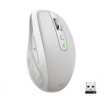 ロジク・ロール(Logitech)MX Anywhere 2 Sワイヤレスバルツトゥルス優連デュアル・コンピュータ制御マウスを使った急速充電式ディスペンサー。
