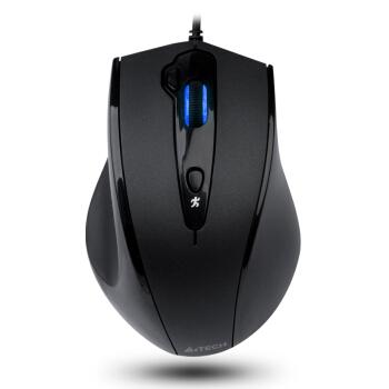 A 4 TECH(A 4 TECH)N-858 FX 10マウス付き携帯帯マウス右手のマウスDPIは、紳士のハスキー自営を調整することです。