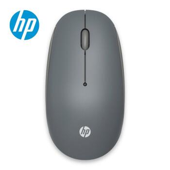 HP(HP)ワイヤレスバルツェス双型マウスブラックストーン携帯軽薄ノートパソコン通用ビジネスマウスブラック曜石