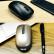 ASUSASUS WT 205マウスワイヤレスムスオフィスマウスの左右の手でマウスを対称にしたノートマウスの優雅な黒帯ワイヤ2.4 G受信機