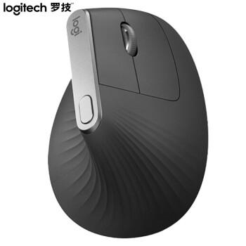 ロジクマウス(Logitech)MX Vertcalマウスワイヤレスバルマウスマウスマウスの垂直マウス人体工学設計黒帯ワイヤ2.4 G受信機